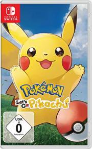 Cover von Pokémon - Let's Go, Pikachu!