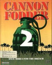 Cover von Cannon Fodder 2