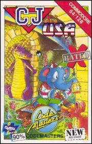 Cover von CJ in the USA