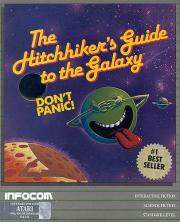 Cover von The Hitchhiker's Guide to the Galaxy