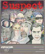 Cover von Suspect
