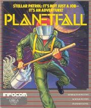 Cover von Planetfall