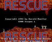 Cover von Rescue