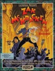 Cover von Zak McKracken and the Alien Mindbenders