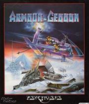 Cover von Armour-Geddon