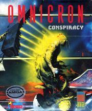 Cover von Omnicron Conspiracy