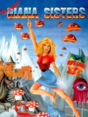 Cover von The Great Giana Sisters