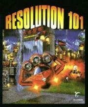 Cover von Resolution 101