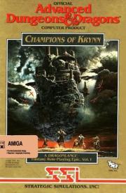 Cover von Champions of Krynn