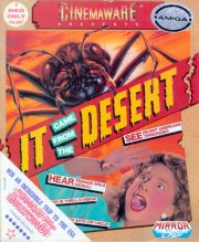 Cover von It Came from the Desert