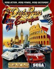 Cover von OutRun Europa