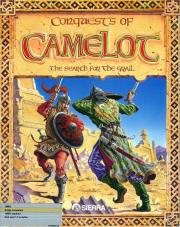Cover von Conquests of Camelot - The Search for the Grail