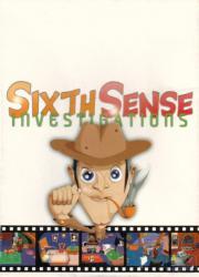 Cover von Sixth Sense Investigations