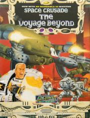 Cover von Space Crusade - The Voyage Beyond