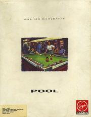 Cover von Archer Maclean's Pool
