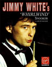Cover von Jimmy White's Whirlwind Snooker