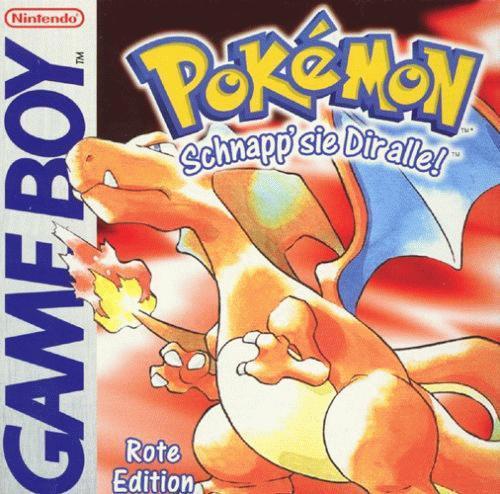 Pokémon Rote Edition Cheats Für Game Boy