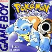 Cover von Pokémon - Blaue Edition
