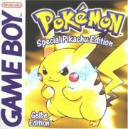 Cover von Pokémon - Gelbe Edition