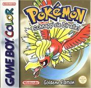 Cover von Pokémon - Goldene Edition