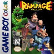 Cover von Rampage World Tour