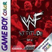 Cover von WWF - Attitude