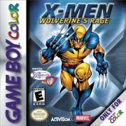 Cover von X-Men - Wolverine's Rage