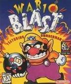 Cover von Wario Blast!