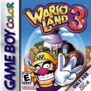 Cover von Wario Land 3