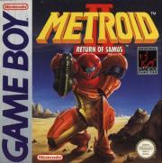 Cover von Metroid 2 - Return of Samus