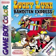 Cover von Lucky Luke - Banditen Express
