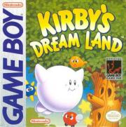 Cover von Kirby's Dream Land