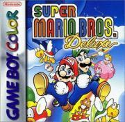 Cover von Super Mario Bros Deluxe