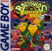 Cover von Battletoads in Ragnarok's World