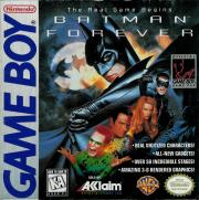 Cover von Batman Forever